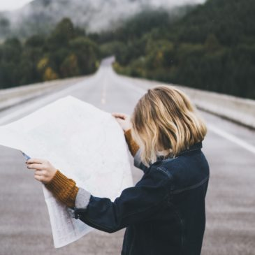 Photo by Daniel Gonzalez on Unsplash searching for direction in life
