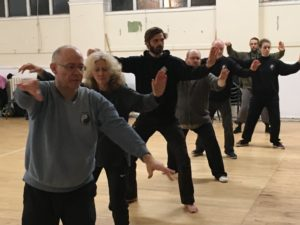 Five Winds Glasgow Tai Chi Class
